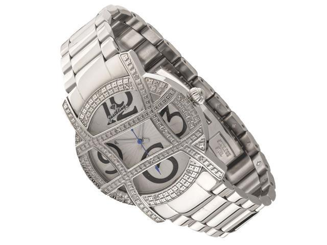 New Just Bling 0.20CT Diamond watch with Grill