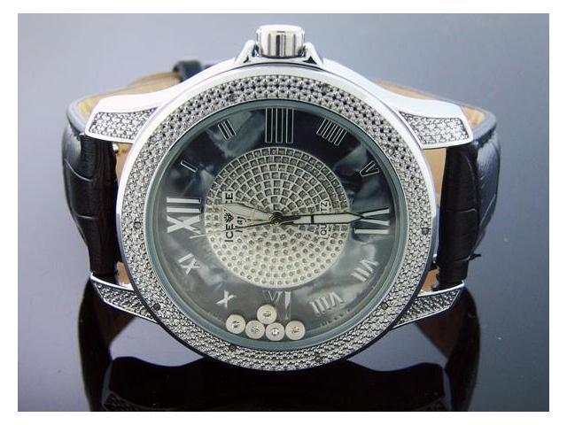 Ice Ice Happy By Icetime 47MM 10 Diamonds Watch