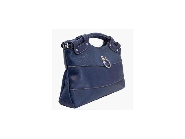 New Rina Rich Akane Hand Bag R563 Blue