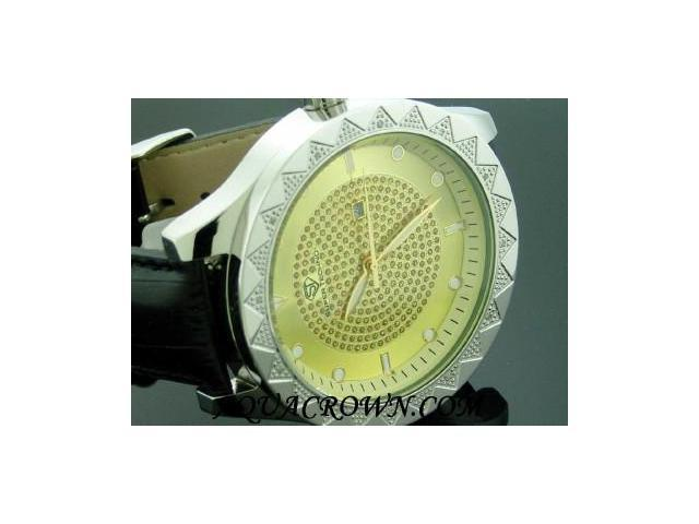 Super Techno by Joe Rodeo 12 Diamonds Watch 50mm Watch