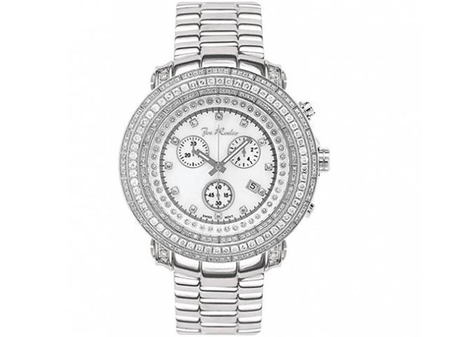 Men Joe Rodeo Junior 4.30CT White Diamonds Watch RJJU18