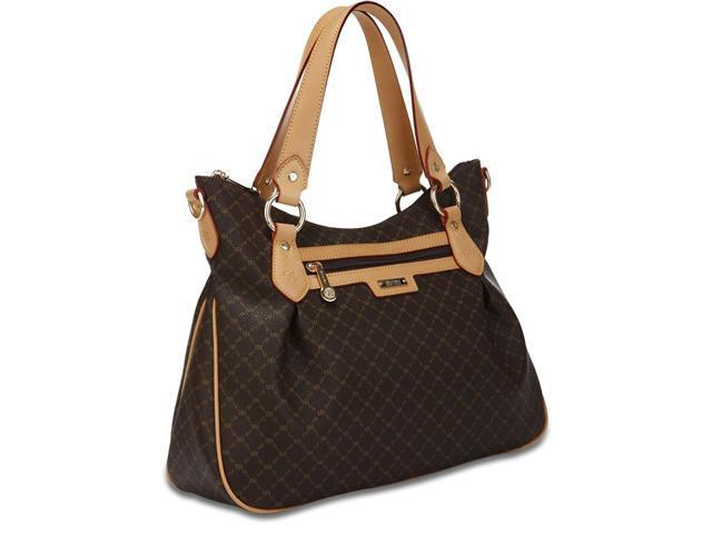 Rioni Signature (Brown) - The Jenny Bag St-20257