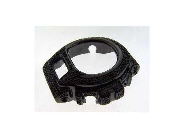Casio G Shock Stainless steel 0.15CT Diamonds Bezel for DW6900 Model Black Case