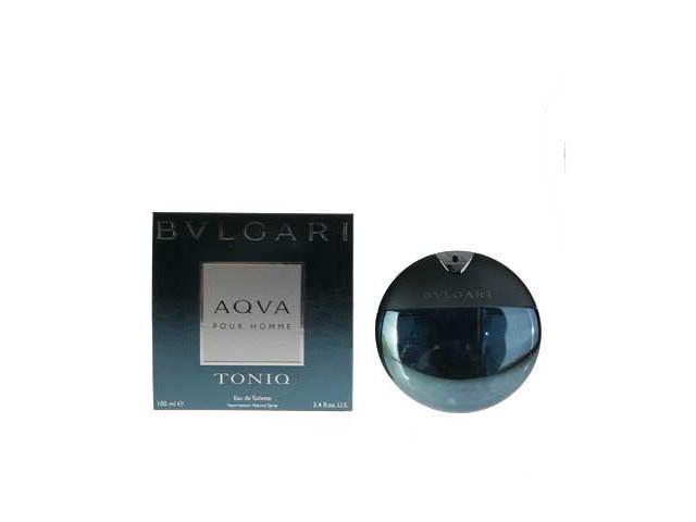 Bvlgari Aqva Toniq - 3.4 oz EDT Spray