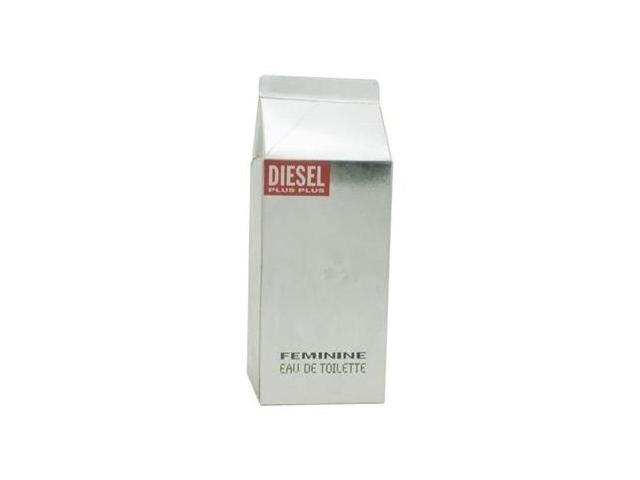 Diesel Plus Plus Feminine 2.5 oz EDT Spray