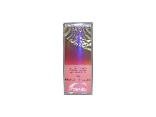Just Cavalli Pink by Roberto Cavalli 2.0 oz EDT Spray