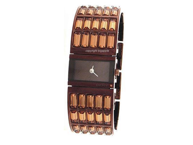 Dkny Rose-Gold Tone Bracelet Ladies Watch NY4255