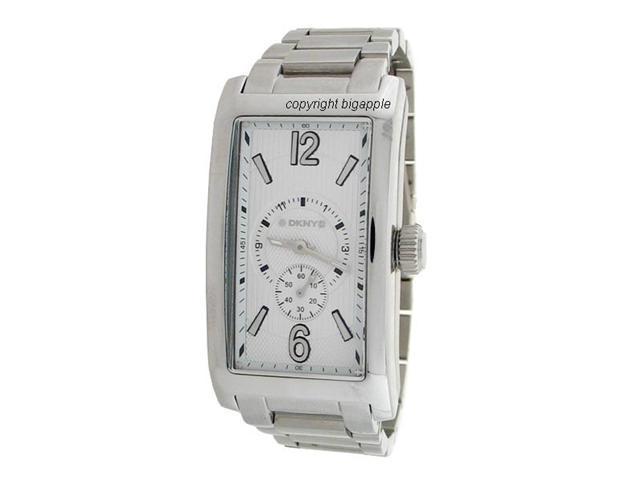 Dkny Subdial Silver Bracelet Mens Watch NY4261