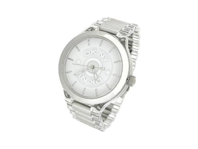 Dkny Two Tone Bracelet 50M Ladies Watch NY8167
