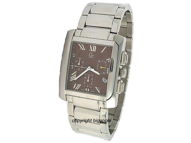 Guess Collection Chronograph Silver Band Mens Watch 29502G3