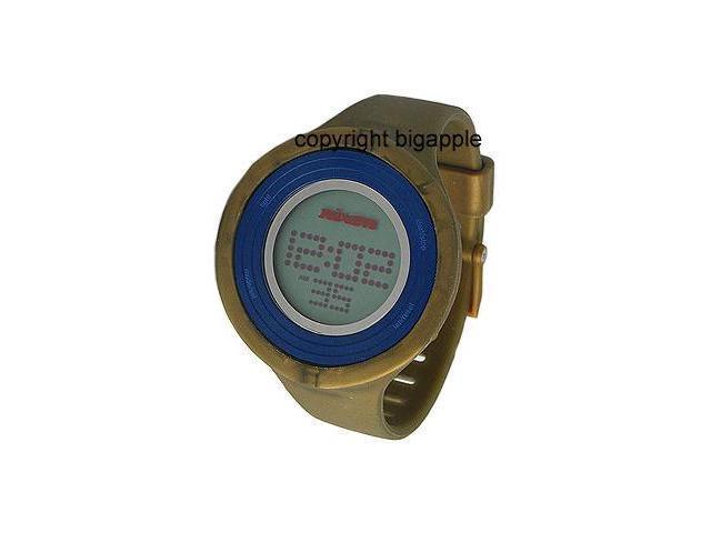 Nixon Widgi Gold/Blue Ladies Digital Watch A034933