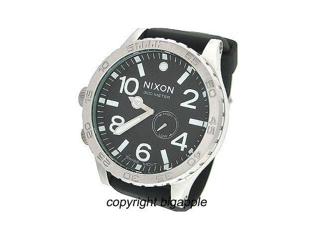 Nixon Swiss Resin Band 200 Meter Mens Watch A058 000