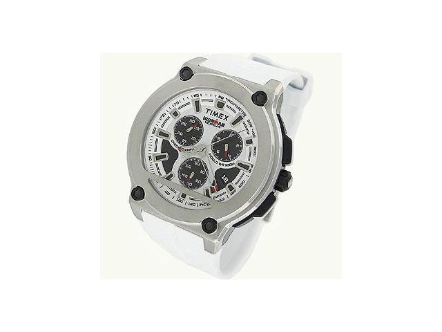 Timex Chronograph Resin 100M Mens Watch T5K352DH