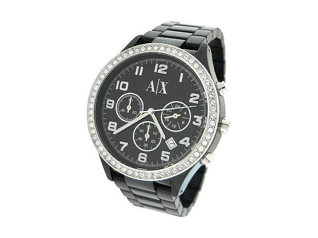 ARMANI EXCHANGE CHRONOGRAPH LADIES WATCH