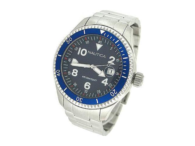 Nautica Stainless Steel Mens Watch N14560G