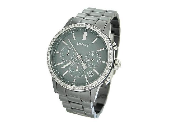 DKNY Chrono Quartz Stainless Steel Watch