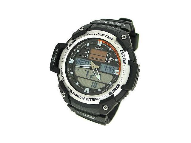 CASIO SGW-400H-1BVCF Digital Multi-Function Resin Strap Watch