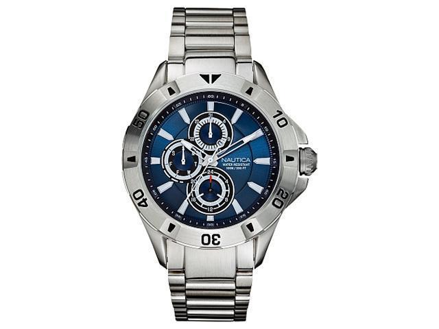 Nautica NST 06 Multifunction Blue Dial Men's watch #N17546G