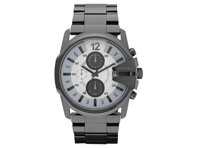 Diesel Chronograph Grey Dial Mens Watch DZ4225