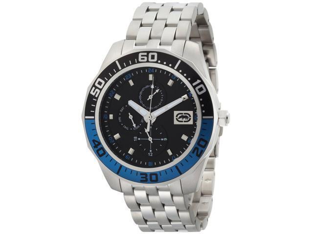 Mark Ecko The Equation Multifunction Black Dial Men's watch #E14540G1