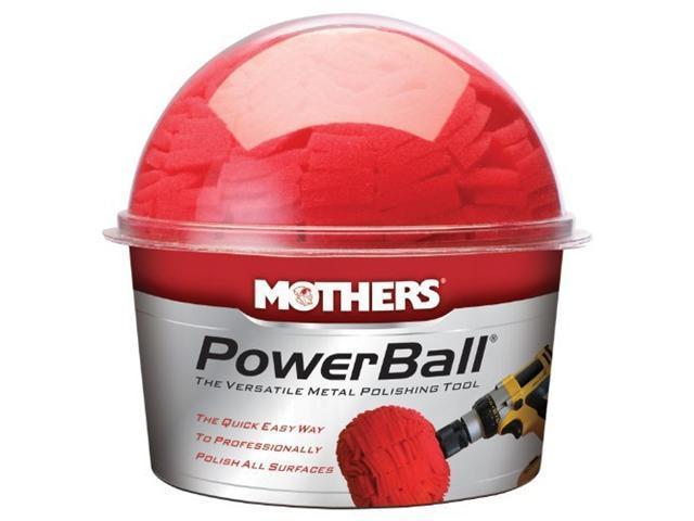 Mothers Powerball Power Ball Polishing Tool 05140
