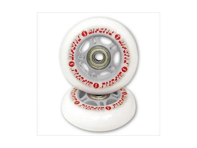 Razor Ripstik Replacement Caster Board Wheels – Silver