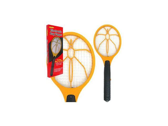 Handheld Electronic Bug Zapper Tennis Racket Flyswatter