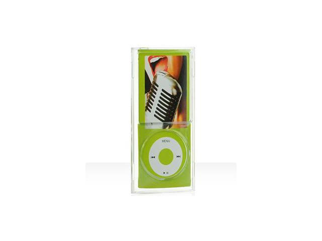 Apple iPod Nano 4G Plastic Protector Case (Clear)