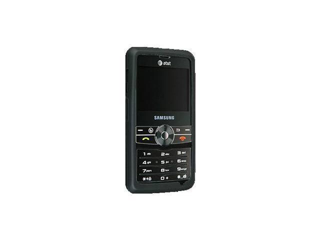 Samsung Access Silicone Skin Case (Black)