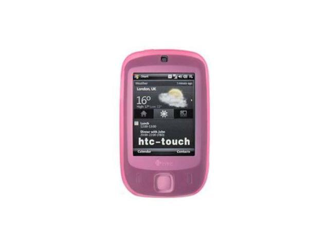 Sprint Touch Silicone Skin Case (Pink)