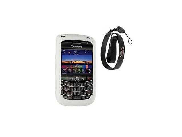 BlackBerry 9630 Silicone Skin Case (White)