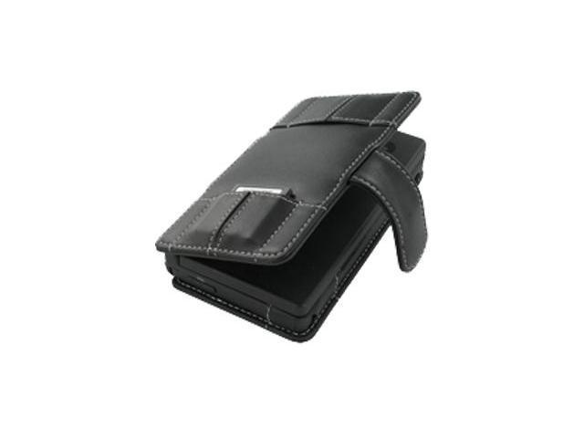 Nintendo DSi Leather Book Type Case (Black)