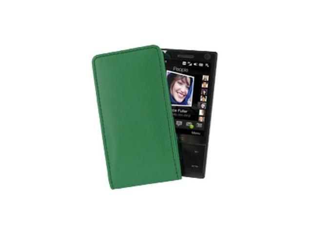 HTC Touch Diamond Vertical Pouch Type Case (Green)