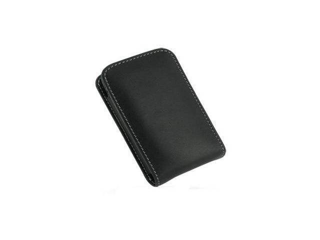 AT&T Tilt 8925 Leather Vertical Pouch Type Case (Black)