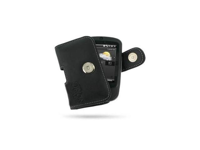 T-Mobile MDA Touch Leather Pouch Case (Black)