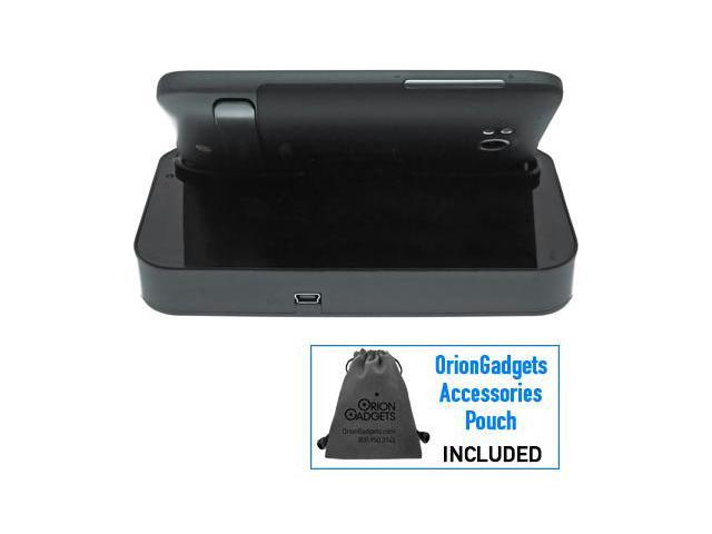 HTC Thunderbolt USB Sync & Charge Cradle Docking Station w/ AC Charger