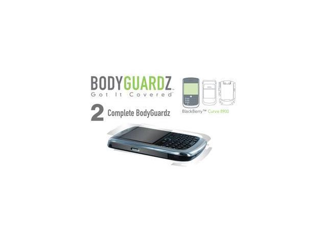 BlackBerry Curve 8900 BodyGuardz Full Body Protection
