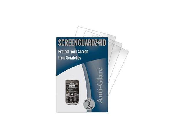 Samsung Jack i637 ScreenGuardz HD (Hard) Anti-Glare Screen Protectors (Pack of 2)