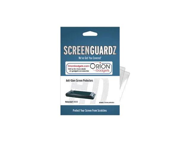 Motorola Droid ScreenGuardz HD (Hard) Anti-Glare Screen Protectors (Pack of 2)