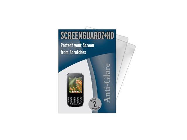 Palm Pixi ScreenGuardz HD (Hard) Anti-Glare Screen Protectors (Pack of 2)
