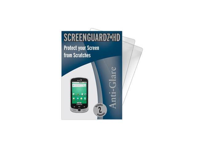 Samsung Moment ScreenGuardz HD (Hard) Anti-Glare Screen Protectors (Pack of 2)