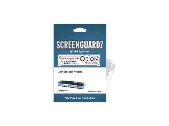 Samsung Messager II R560 ScreenGuardz HD (Hard) Anti-Glare Screen Protectors (Pack of 2)