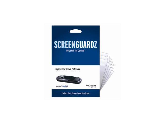 Samsung Gravity T ScreenGuardz Ultra-Slim Screen Protectors (Pack of 15)