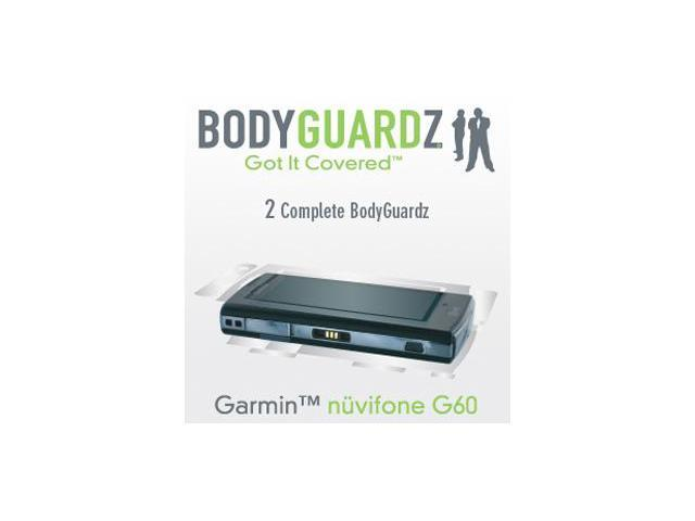 Garmin Nuvifone G60 BodyGuardz Body Protection