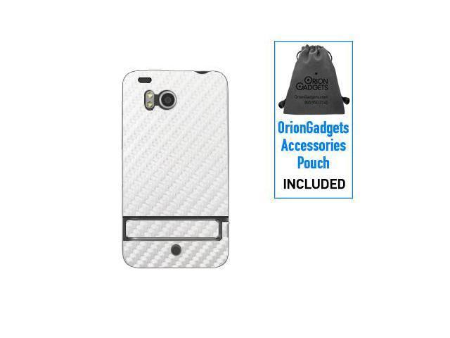 HTC Thunderbolt BodyGuardz Armor Carbon Fiber (Black)