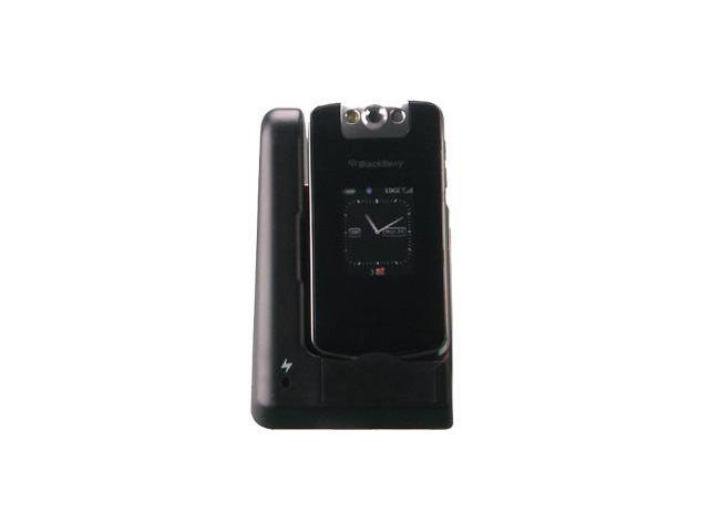 BlackBerry Pearl Flip 8220 USB Sync & Charge Cradle (with AC Charger)