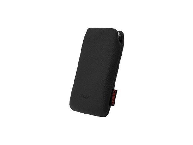Apple iPhone 4 Leather Madison Case (Black)