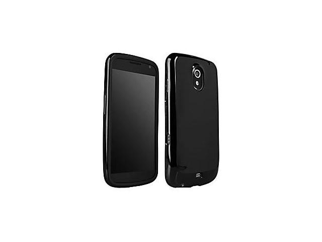 Samsung Galaxy Nexus PureGear Silicone Soft TPU Shell Case in PureGear Retail Package (Smoke)