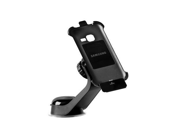 Samsung Conquer 4G Vehicle Car Mount Dock OEM ECS-V1C1BEGSTA (Black)