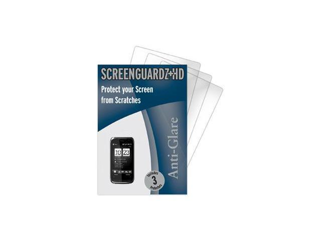T-Mobile Touch Pro 2 ScreenGuardz HD (Hard) Anti-Glare Screen Protectors (Pack of 2)